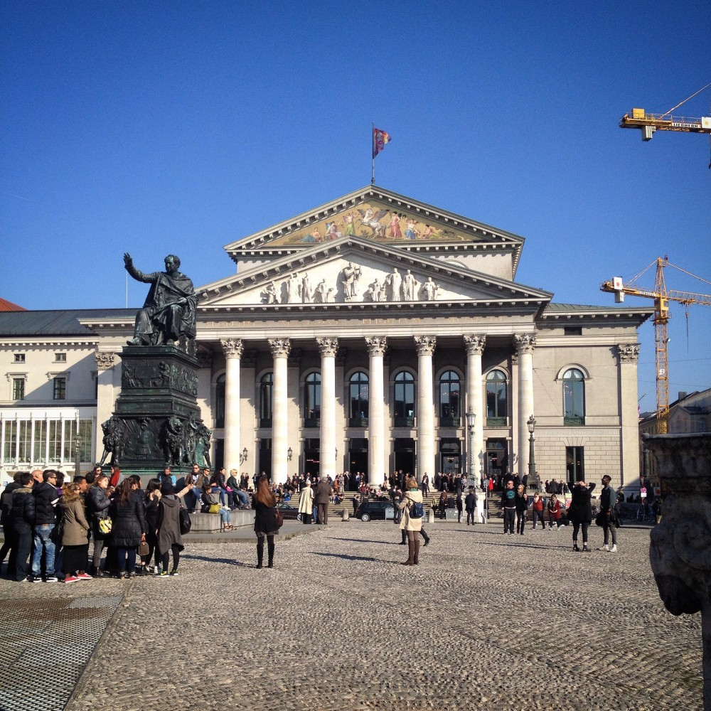 Bayersiches Nationaltheater Oper