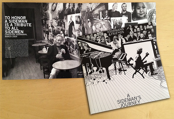 Voormanns & Friends - A sideman's Journey