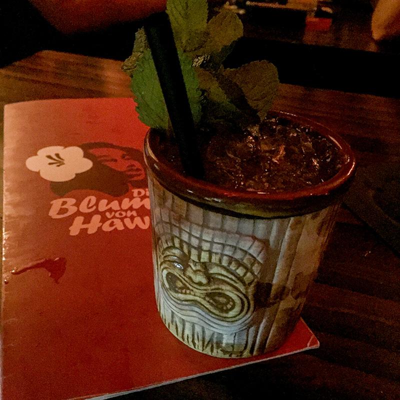 Die Blume von Hawaii Nürnberg