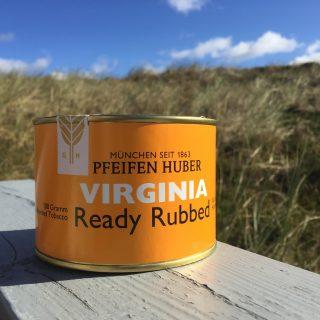 Virginia Ready Rubbed Pfeifen Huber München