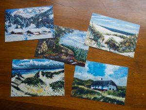 Kunstpostkarten