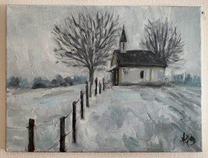 Schalchen Kapelle Gstadt am Chiemsee